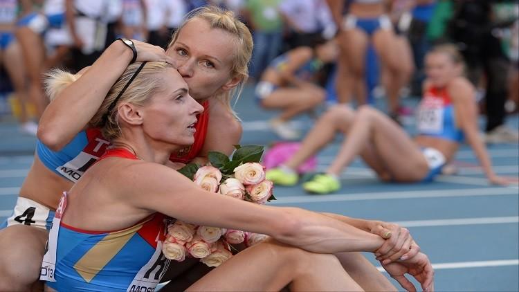تجريد روسيا من فضية سباق 4×400 متر في أولمبياد لندن
