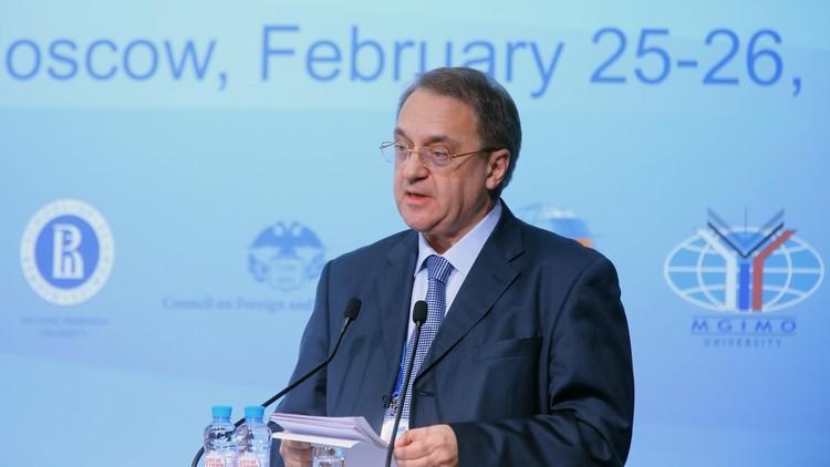 موسكو: مجموعة دعم سوريا قد تشارك في تشكيل وفد المعارضة إلى جنيف