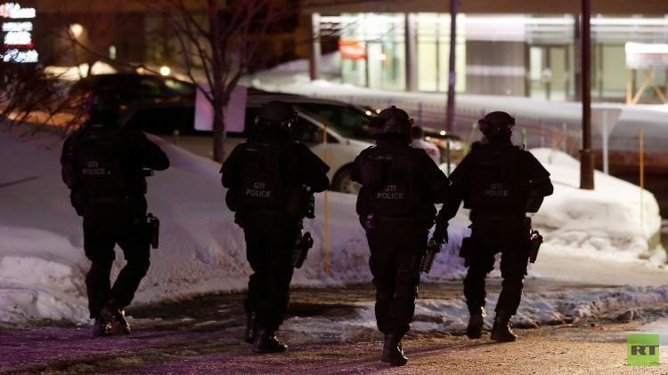 الإرهاب يصل إلى المسجد الكندي