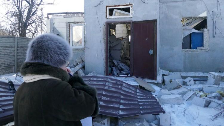 دونيتسك ولوغانسك تطلبان من واشنطن التأثير على أوكرانيا لوقف عمليات القصف