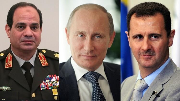 موسكو تقترح إشراك مصر في المفاوضات حول سوريا