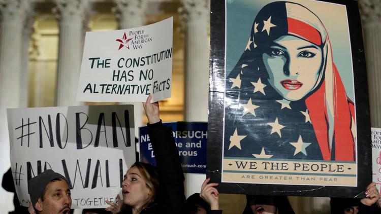 العراق يعمل على تغيير قرار ترامب بشأن الهجرة