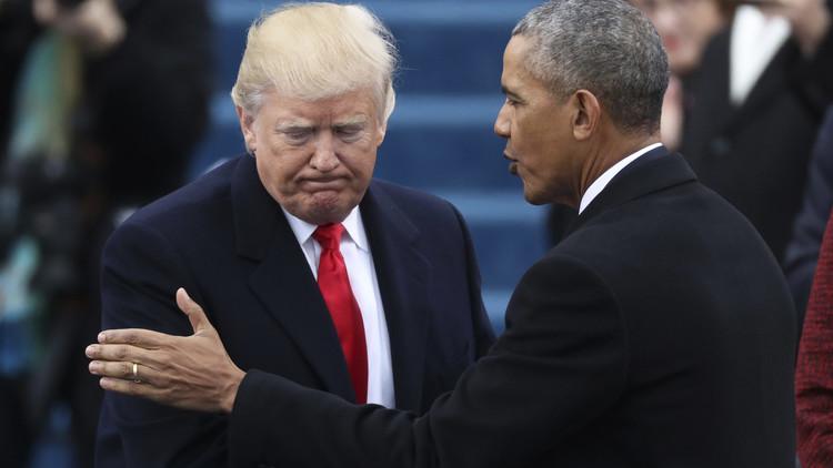 أوباما يؤيد التظاهر انتصارا للديمقراطية