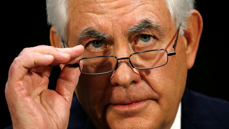 مجلس الشيوخ يوافق على تولي تيلرسون منصب وزير الخارجية الأمريكي