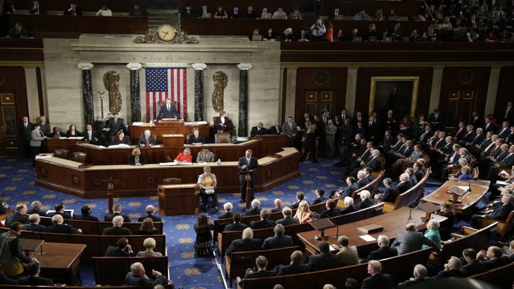 مشروع بالكونغرس الأمريكي لفرض عقوبات على طهران
