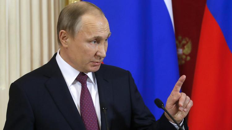 أكثر من 85% من الروس راضون عن عمل بوتين
