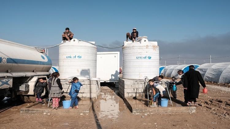 مصر تعوض نقص الوقود بالنفط العراقي