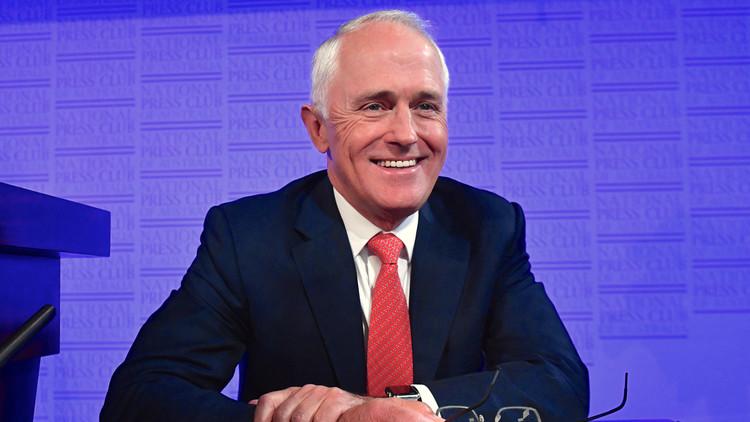 رئيس الوزراء الأسترالي: ترامب لم يغلق الهاتف في وجهي