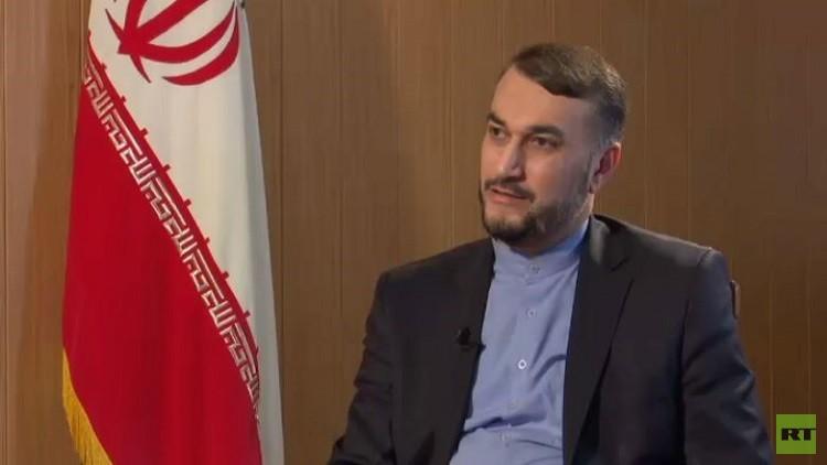 عبد اللهيان لـRT: حماس لم تبتعد عن إيران