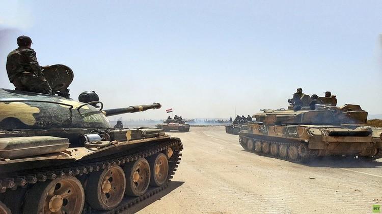 الجيش السوري يستعيد 32 منطقة في ريف حلب الشمالي الشرقي