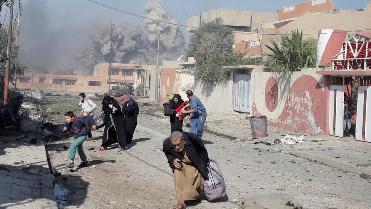 البنتاغون يقرّ بقتل 11 مدنيا جراء غاراته على العراق وسوريا