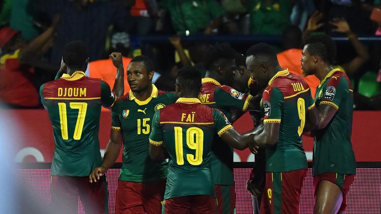 الكاميرون تقصي غانا وتضرب موعدا مع مصر في نهائي أفريقيا
