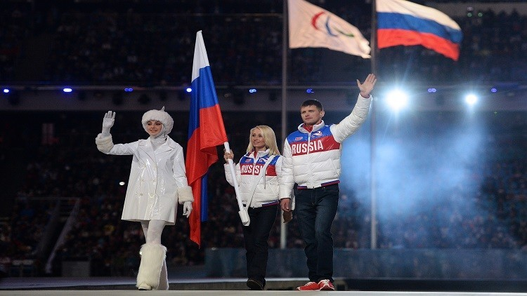 خيبة أمل موسكو من اللجنة الباراولمبية الدولية