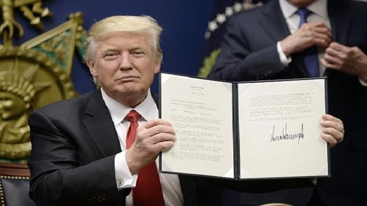 ماذا يكشف خط يد ترامب عن شخصيته؟