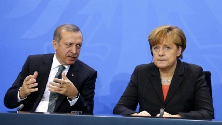 ألمانيا تسقبل 500 لاجئ شهريا من تركيا