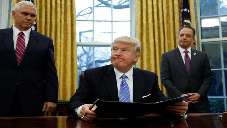 إلغاء 100 ألف تأشيرة دخول إلى الولايات المتحدة