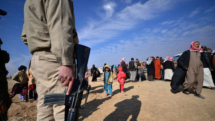 مخاوف من نزوح 250 ألف مدني من غرب الموصل