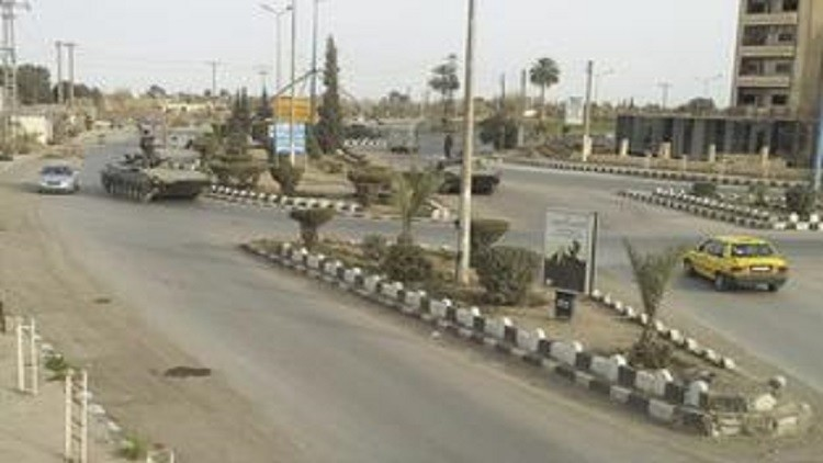 مقتل حوالي 20  مدنيا سوريا في دير الزور
