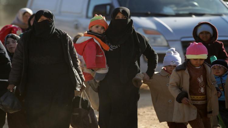 قلق أممي إزاء وضع المدنيين في مدينة الباب السورية