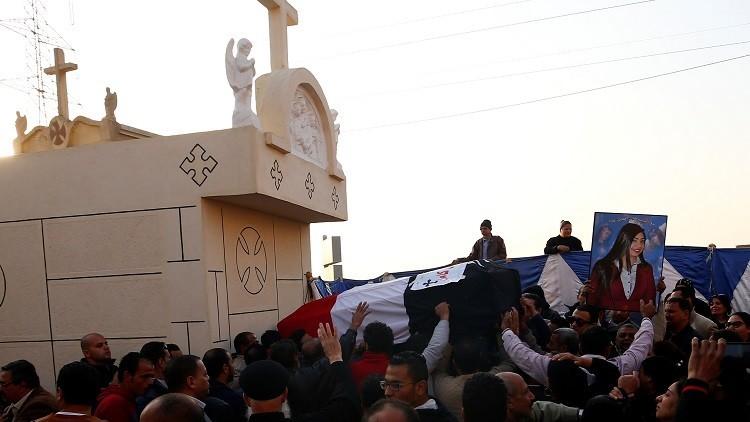 ارتفاع ضحايا حادث الكنيسة البطرسية في مصر