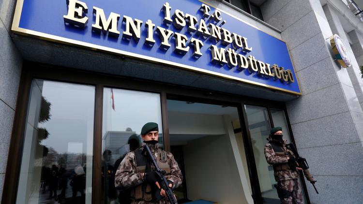 حبس 11 موقوفا على صلة باستهداف الملهى الليلي في إسطنبول
