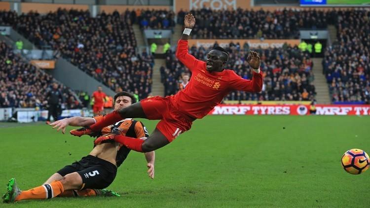 ليفربول يسقط أمام هال سيتي ويواصل نزيف النقاط