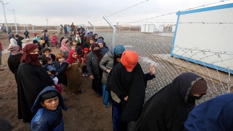 داعش يختطف 17 امرأة في العراق