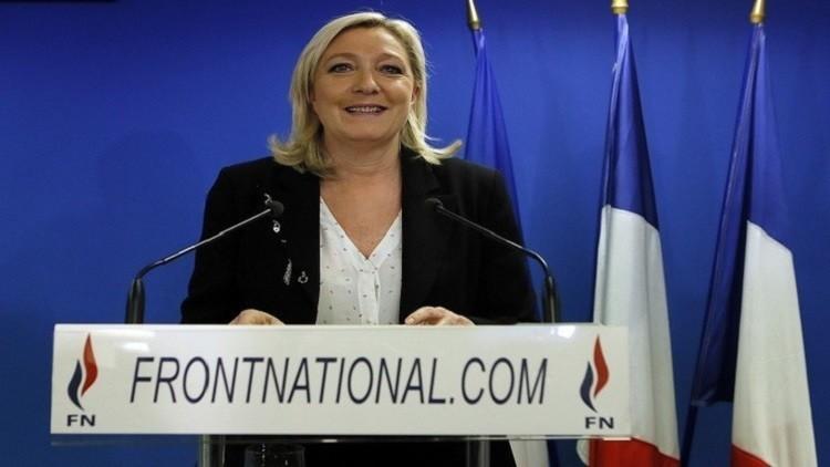 لوبان تعد بسحب فرنسا من الناتو إذا فازت