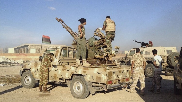 القوات الخاصة الليبية تفقد 33 عنصرا في بنغازي