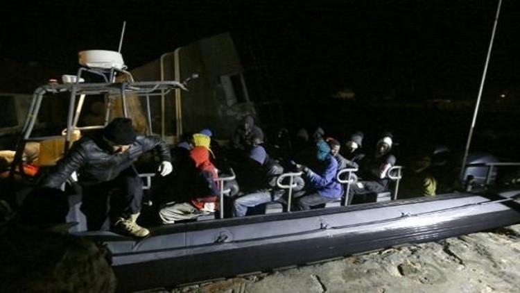 إنقاذ أكثر من 120 مهاجرا قبالة سواحل طرابلس الليبية