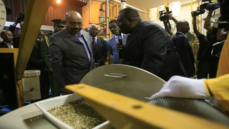 السودان يسمح بتصدير الذهب