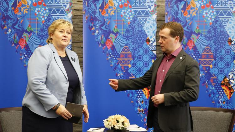 رئيسة وزراء النرويج: علاقاتنا حاليا مع روسيا صعبة