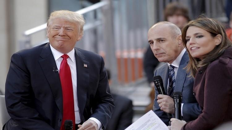 ترامب: ينتابني شعور سريالي بسبب الرئاسة