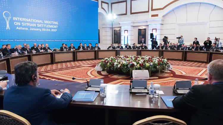 سفير روسيا يؤكد أهمية إنشاء آلية لإعداد مشروع للدستور السوري
