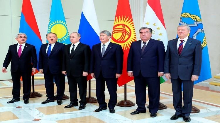 بوتين يطوف آسيا الوسطى