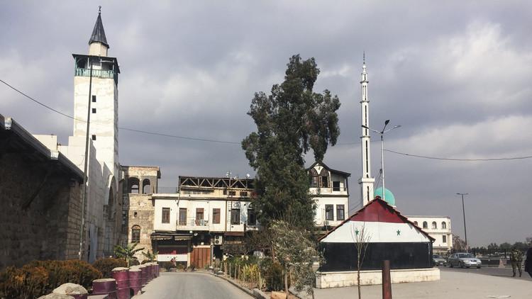 البرلمان السوري: الدستور الجديد يجب أن ينص على وحدة التراب