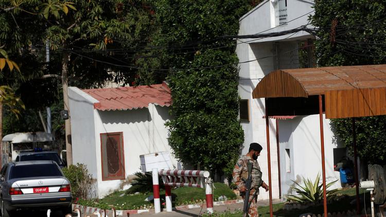 مقتل دبلوماسي أفغاني على يد حارسه في باكستان