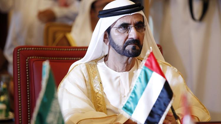 محمد بن راشد يقدم وصفته للمنطقة العربية