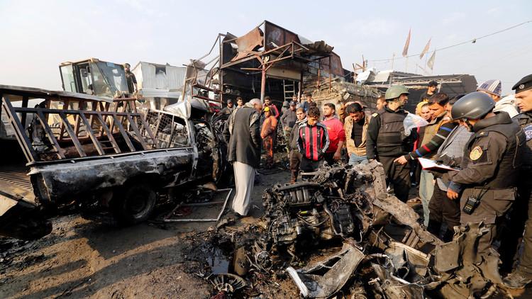 قتيلان وجرحى بـ3 تفجيرات في محيط بغداد