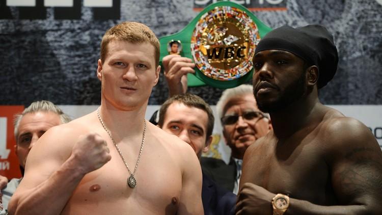 إقصاء الروسي بوفيتكين من تصنيف مجلس الملاكمة العالمي
