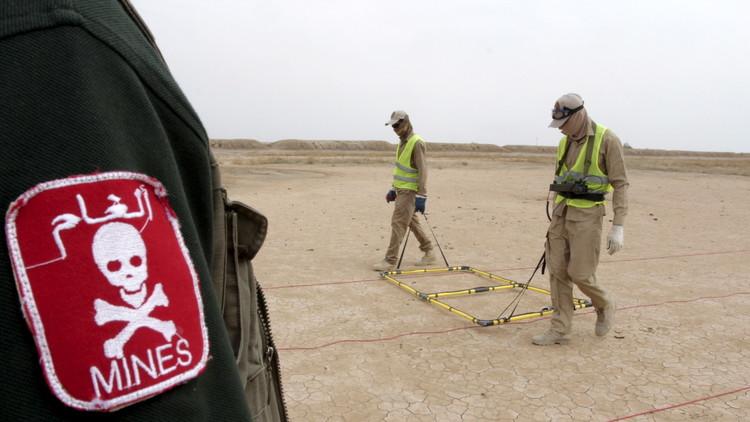 إزالة الألغام والمتفجرات في الموصل قد تكلف 50 مليون$