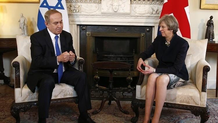 نتنياهو يحث بريطانيا على فرض عقوبات ضد إيران
