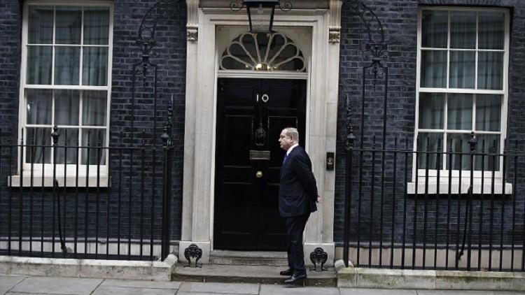 بالفيديو.. نتنياهو يتعرض لموقف محرج في لندن