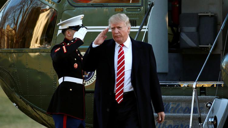 ترامب يجازف بإغضاب إسرائيل بقائمته للأعمال الإرهابية