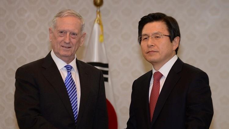 رئيس كوريا الجنوبية يحذر من ارتكاب بيونغ يانغ أعمالا استفزازية