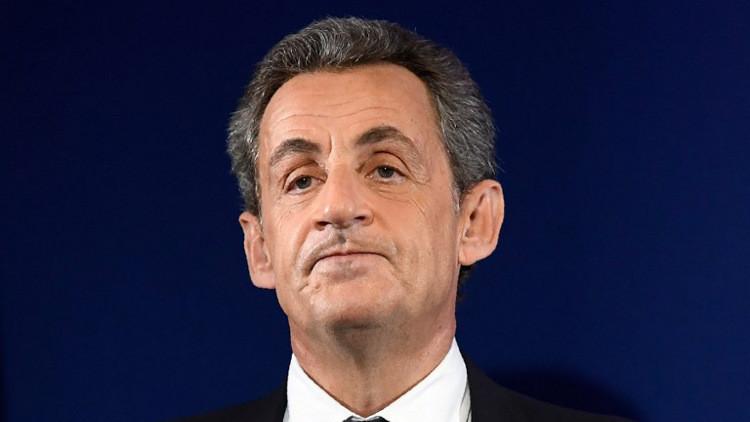 إحالة ساركوزي إلى القضاء في قضية تمويل حملته الانتخابية لعام 2012