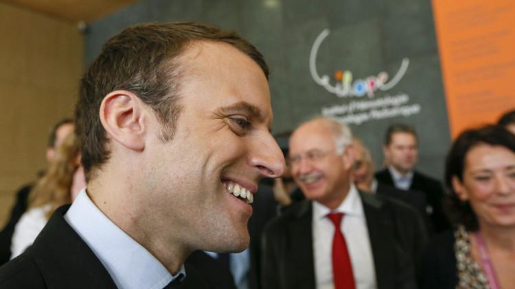 مرشح الرئاسة المستقل بفرنسا ينفي شائعات حول ميوله الجنسية