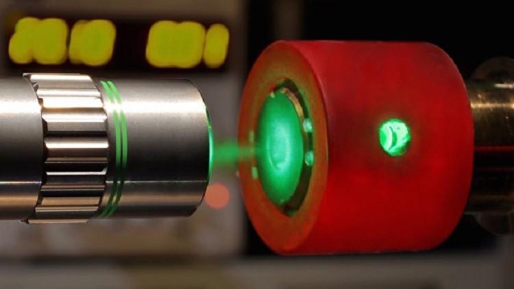 علماء روس شاركوا في زيادة فعالية أجهزة الليزر