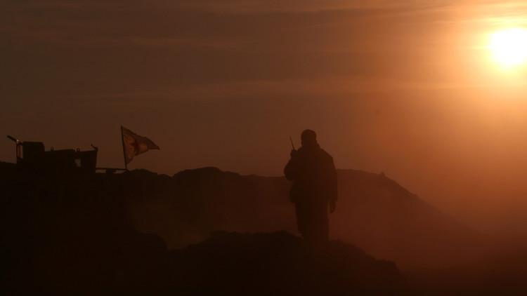 الجيش السوري يواصل عملياته ضد داعش
