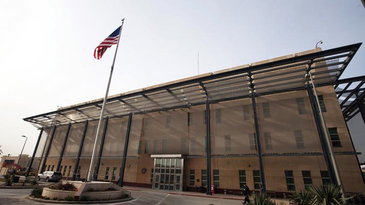 السفارة الأمريكية تحذر من هجمات محتملة على فنادق بغداد